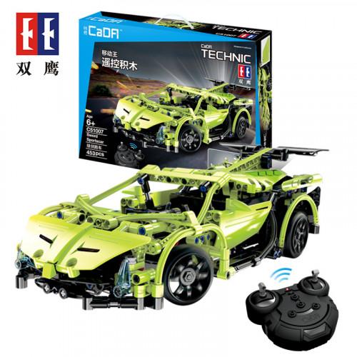 CADA C51007 RC Sportscar |TECH