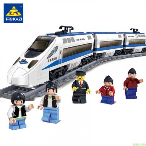 KAZI 98104 High-speed Railway Train |Train