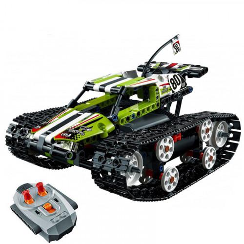 20033 RC TRACKED RACER | TECHNICS |
