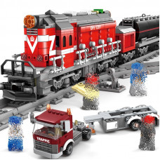 KAZI 98219 The Cargo Train| Train