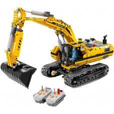 【In Stock】20007 MOTORIZED EXCAVATOR | TECHNICS |