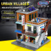 XB01013 THE URBAN VILLAGE | CREATOR |