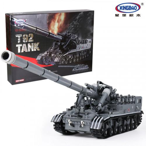 XB06001 THE MOC The T92 TANK|TANK