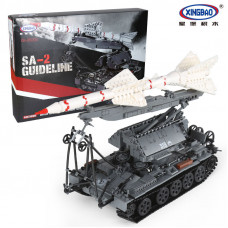 XB06003 THE MOC The SA-2 Guideline TANK|TANK