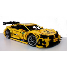 【Running out】THE DTM M4 | MOC