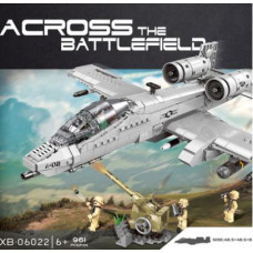 Xingbao 06022 The JetFighter A10| ACG|