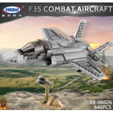 XINGBAO 06026 THE JETFIGHTER F35| ACG|