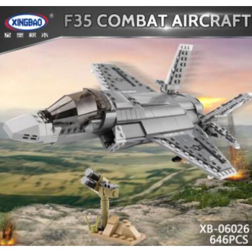 XINGBAO 06026 THE JETFIGHTER F35| ACG|
