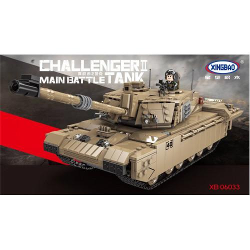 Xingbao 06033 The Challenger II Main Battle Tank| ACG|