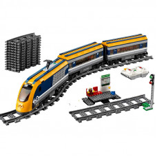 【Few left】02117 Passenger Train|CITY
