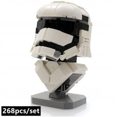 12875 The StormTropper Bust| MOC |
