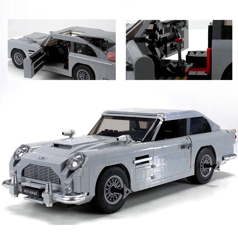 21046 James Bond Aston Martin Db5 Creator