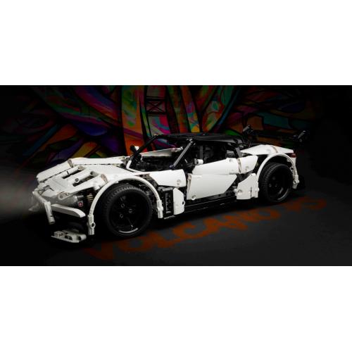 Volcano RS Supercar|MOC