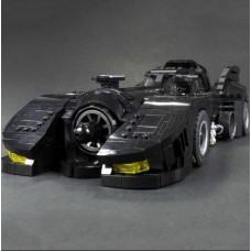 Decool/Jisi 7144 The Ultimate Bat-mobile |MOV|