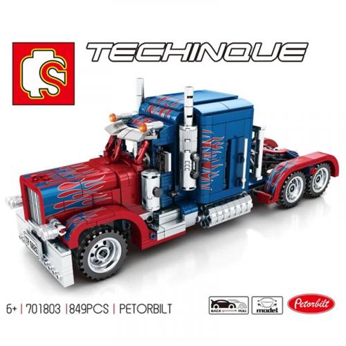 Sembo 701803 Petorbil Truck| TECH