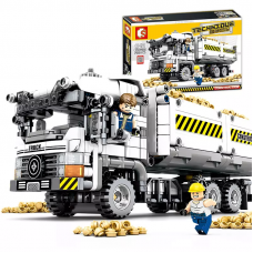 Sembo 701704 Construction Truck | TECH
