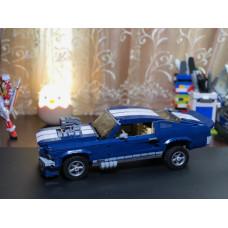 21047 Classic Mustang|CRRATOR