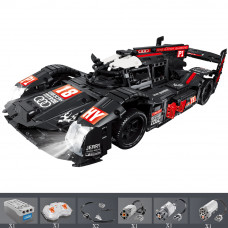 QI-ZHI-LE 23011 THE SPORT RACING CAR WITH RC  TECH  