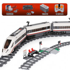 02010 HIGH-SPEED PASSENGER TRAIN | CITY |