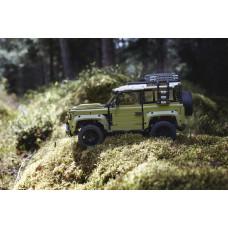 KB 93018 The Sport Car in Green |TECH