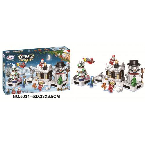 Winner 5034  Santa Claus Showtown| CREATOR|