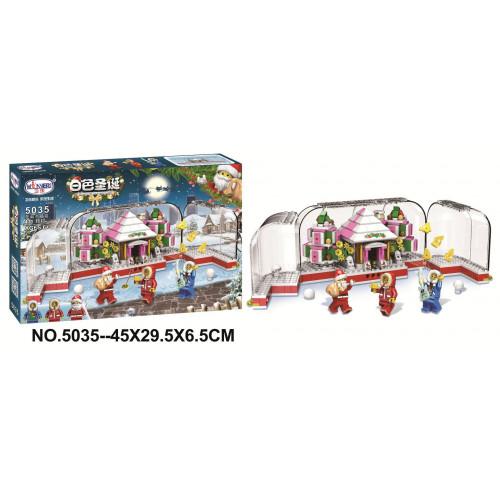Winner 5035  Santa Xmas box| CREATOR|