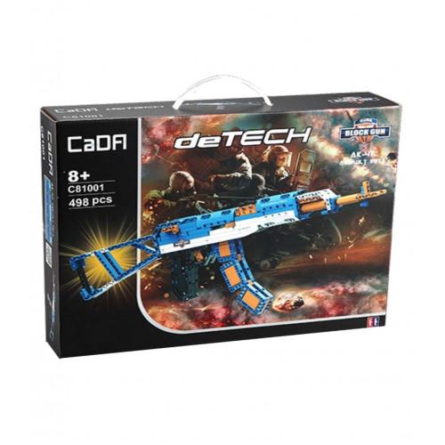 CADA C81001 THE AK-47 BLUE GUN |ACG