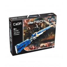 CADA C81002 M1 LONG BLUE GUN |ACG
