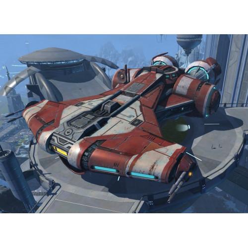 05085 MOC Defender Cruiser |
