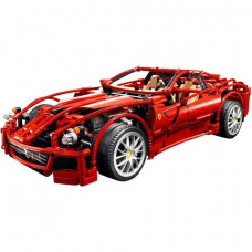 DECOOL 3333 RACERS FERRARI 599 GTB FIORANO|TECHNICS|