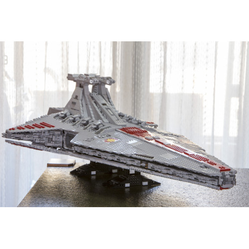 【IN STOCK】KB 81067/05077 REPUBLIC CRUISER VENATOR UCS | STAR PLANS