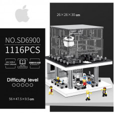 Sembo SD6900 Apple store - USB lighting Building |Modular