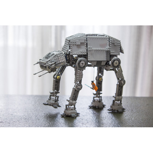05050 MOTORIZED WALKING AT-AT | STAR PLANS