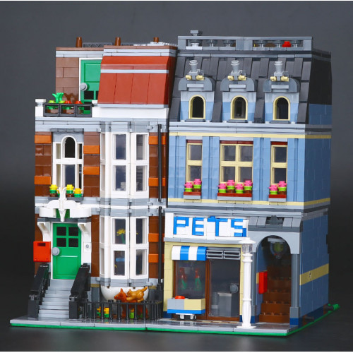 KB 84009/15009 THE SHOP THAT HAS ANNIMAL WHICH IS PET | CRE |