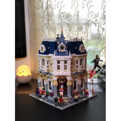The Costume Shop - Alternative to 71040#2 | MOC