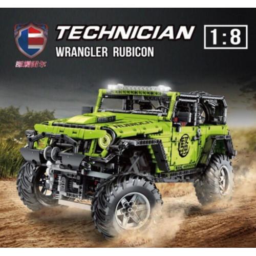 J902 TECHNIC RC WRANGLER RUBICON| TECH