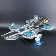 SY1189/07043 THE SHIELD HELICARRIER|MOV