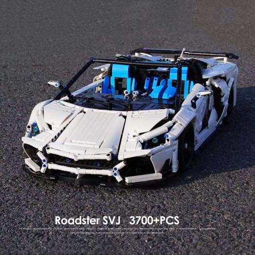 The LZ 2101 Roadster SVJ | MOC |