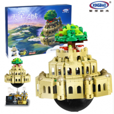 XB05001 THE CASTLE IN THE SKY | CREATOR |