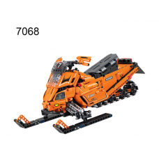Winner 7068 Turbo Snowmobile| TECHINC|