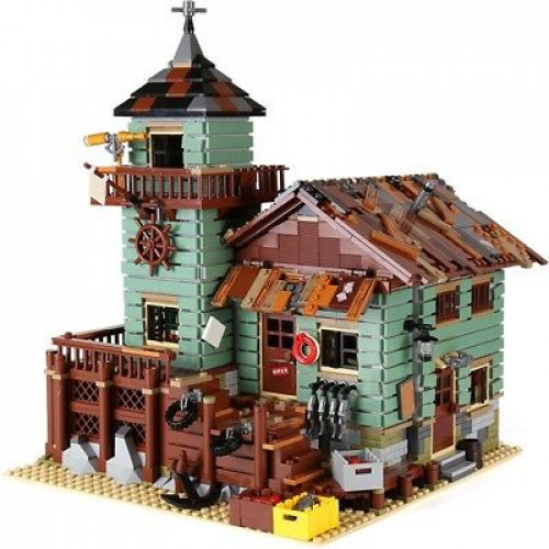 SY1147/16050 THE OLD FISHING STORE|MODULAR