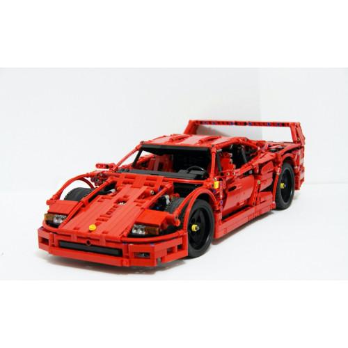 Ferrari F40| TECH |