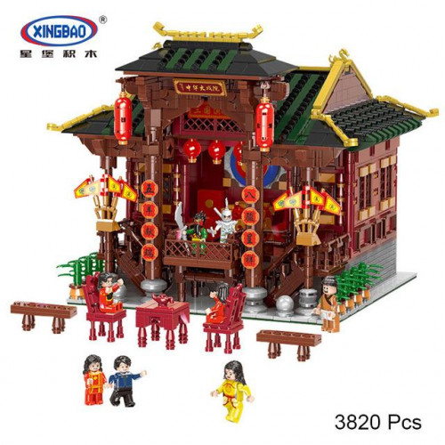 XB01020 THE PEKING OPERA THEATER | CREATOR |