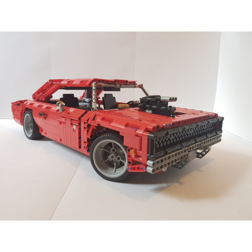 15708 THE DODGE CHARGER| MOC