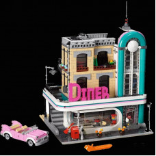 【Few Left】15037 The DOWNTOWN DINER|CREATOR|
