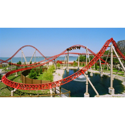 15039 THE SUPER ROLLER COASTER |CRE|