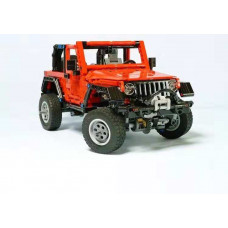 Jeep Wrangler|MOC
