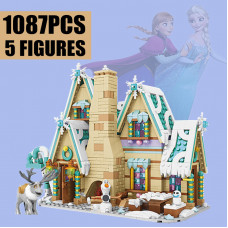 SY6580 PRINCESS ELSA ICE CASTLE| MOV