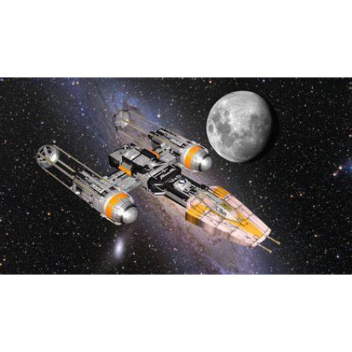 05040 MOC Y-WING ATTACK STARFIGHTER - UCS【Old Version】 | STAR PLANS|