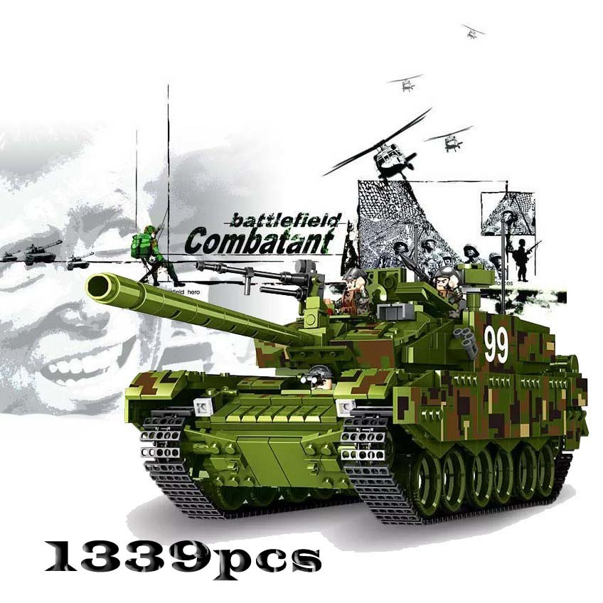 632002-1339pcs-Tank-World-Military-War-Weapon-Type-99-Tank-Building-Blocks-Sets-Models-Educational-Toys-for-children-gifts-32948340114